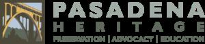 Pasadena Heritage Logo 2014