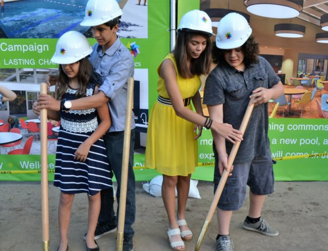2016 Hillsides Kids Groundbreaking