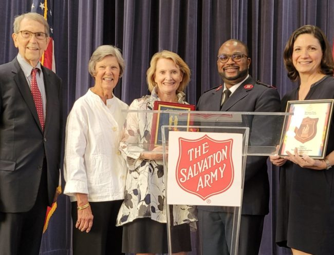 Pasadena Community Foundation Honored with Salvation Army's 2021 Others Award