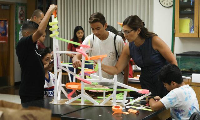 Partnership for Success! is a Pasadena Community Foundation K-12 Education Grantee